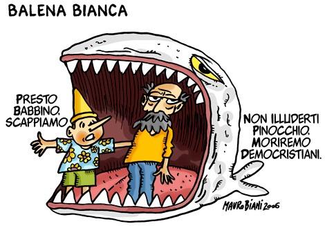 Il Pd di Renzi? Dc versione 2.0