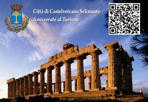 Info Turistiche con il QR-Code a Castelvetrano